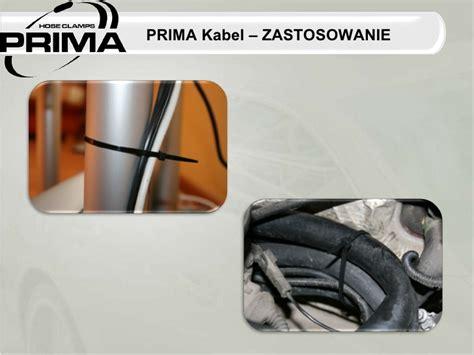 Kabel Prima opaski zaciskowe prima kabel