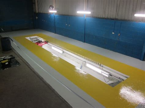 Garage Floor Paint Newcastle High Build Epoxy Paint Resin Flooring East Ltd