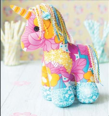 unicorn pattern sewing pinterest the world s catalog of ideas