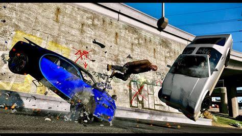 laferrari crash test gta 6 ultra graphics crash test chiron