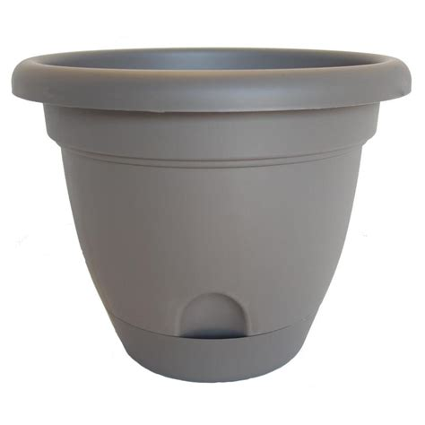 marchioro 19 75 in dia plastic planter pot