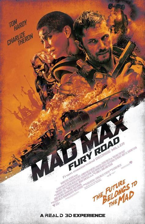 film mad max mad max fury road 2015 poster 12 trailer addict