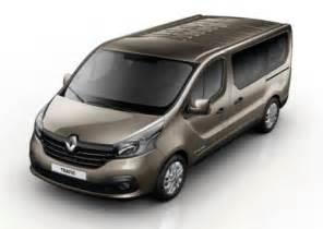 Renault Trafic 9 Seater Minibus 9 Seat Minibus School Discounts