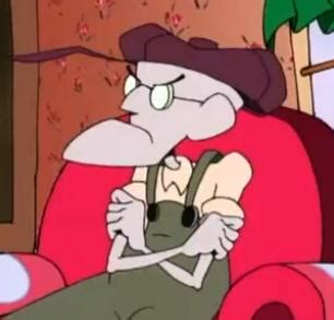 eustace courage the cowardly eustace bagge courage the cowardly wiki