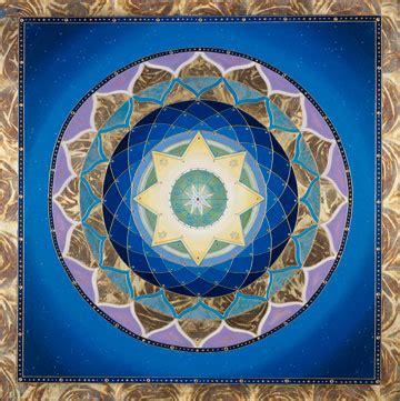 image gallery mandala star mandalas com the art of paul heussenstamm