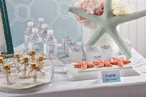 Trellis Plan Baby On Board Nautical Baby Shower Play Party Plan