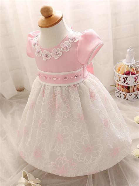 Dress Flower Baby baby dresses 2016 fashion dress baptism flower dress