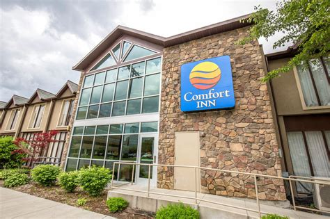 Book Comfort Inn Downtown Salt Lake City Hotel Deals