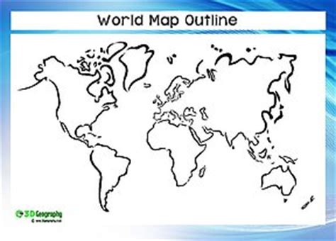 world map physical blank blank world maps