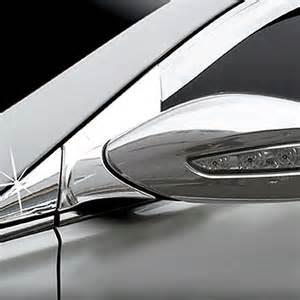 Hyundai Sonata Accessories 2011 Ri 174 Hyundai Sonata 2011 2014 Chrome Mirror Bracket Covers