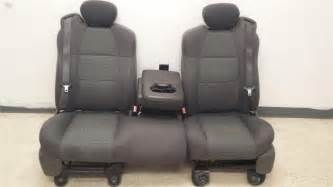 buy        ford    front grey cloth front seats motorcycle