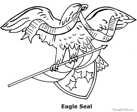 american symbols coloring pages az coloring pages