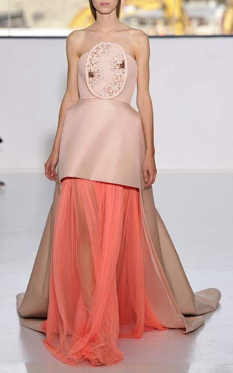 Cetakan A New Style 1 delpozo trunkshow look 36 on moda operandi dresses inspiration