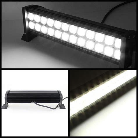 How To Install Off Road Led Work Light Bar All Installing Led Light Bar