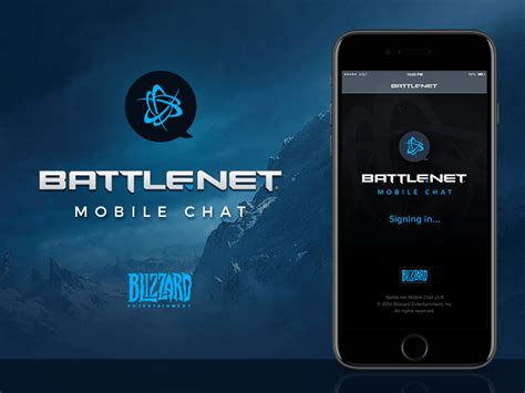 battle net mobile app battle net mobile chat app
