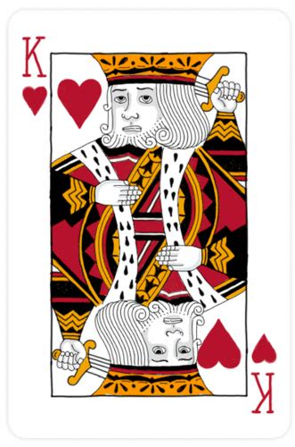 king of hearts card template creativity images king of hearts wallpaper and background