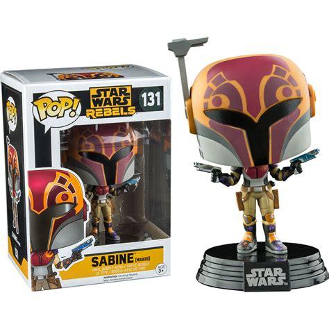 Funko Wars Rebels Sabine Masked 10767 funko wars rebels sabine masked pop vinyl bobble figure at hobby warehouse