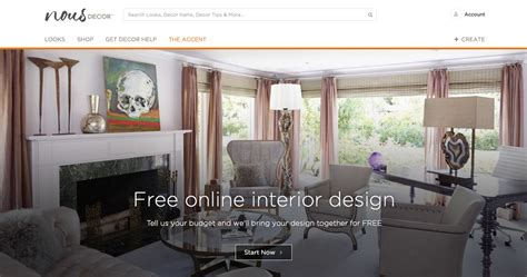 Cost For Interior Design Services by Nousdecor Launches No Cost Interior Design