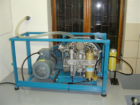 diving air compressor