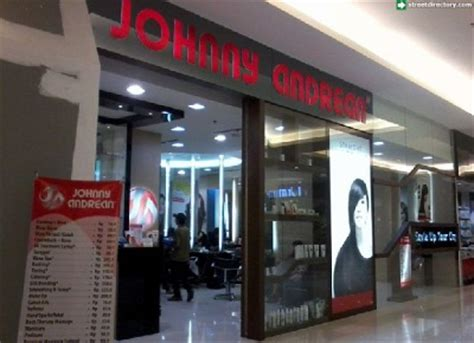 Sho Johnny Andrean johnny andrean salon jakarta mall ciputra indonesia