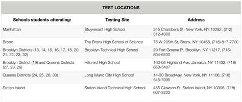 Shsat Practice Test Printable