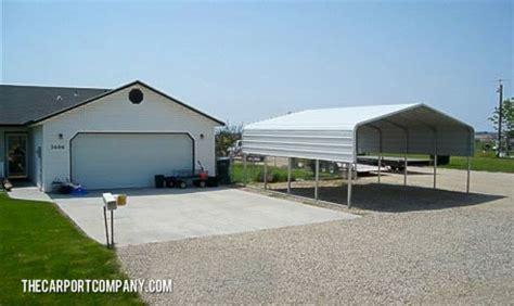 open carport open metal carports the carport company