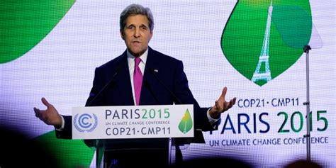 News Roundup New Climate Pact Bad News For Sea Levels And More why the ratification of the climate agreement is bad