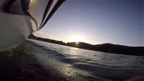 boat salvage lake norman yatesville lake bass fishing youtube