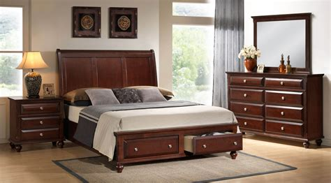 cherry wood bedroom set porter brown cherry bedroom set bedroom furniture sets