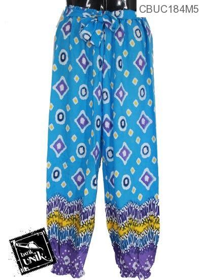 Celana Aladin Jumbo Bawah Karet celana aladin jumbo tali motif persegi anyam bawahan rok murah batikunik