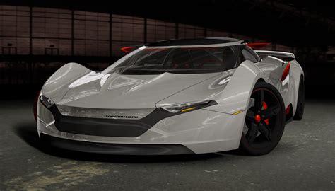 supercar concept manta supercar concept 2012