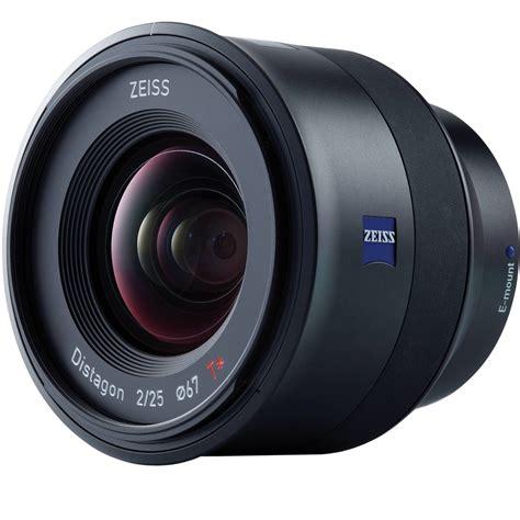 carl zeiss lenses zeiss batis 25mm f 2 lens for sony e mount 2103 750 b h photo