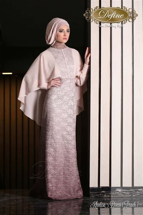 Gamis Pesta Warna Silver 1000 ideas about muslim dress on fashion
