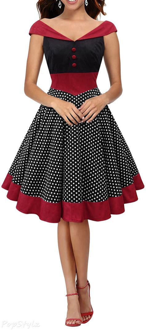 dot pattern frocks dresses page 511 dress 2 popstylz