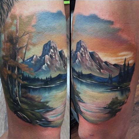 watercolor tattoos nature 90 modern tattoos for 21st century design ideas