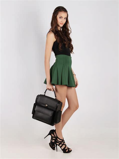 217055sn Black Clutch Tas Kecil Untuk Cewek koleksi tas wanita handmade maxine pocket bag