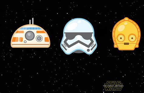 imagenes que se mueven de star wars twitter estrena emoticonos emoji de star wars vii