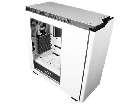 Casing Nzxt H630 Black White nzxt h440 mid tower review pc tom s hardware