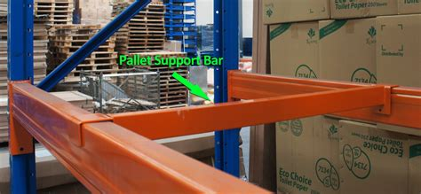 A E Awning Pallet Racking Pallet Support Bar Racking Accessories
