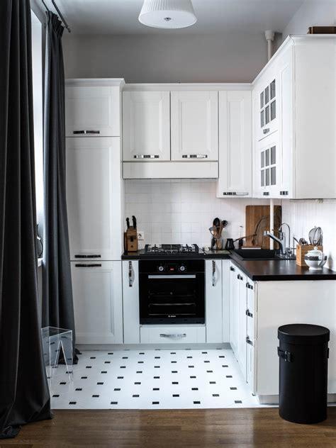 kitchen design black and white ideas to decorate scandinavian kitchen design