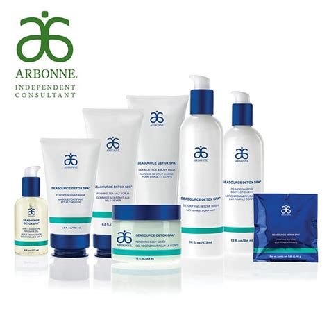 Detox Spa Uk by Arbonne Effortless