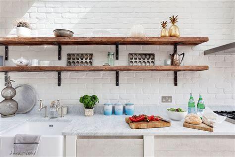 Rak Masak Rak Dapur Rak Dinding 20 desain rak kayu lawasan buat dapur rumahmu bikin betah