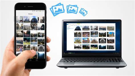 5 sposob 243 w na to jak przenieść zdjęcia ze smartfonu na komputer lub laptopa