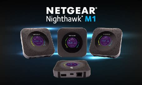 Alarm Mobil M1 telstra and netgear launch nighthawk m1 mobile router