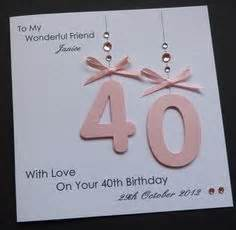 Handmade 40th Birthday Cards - 1000 images about handmade birthday cards on