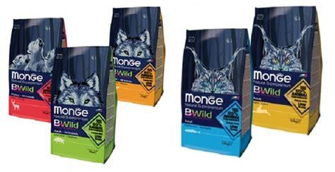 alimentazione naturale per gatti bwild monge per una alimentazione naturale per cani e gatti