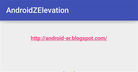 imageview layout gravity android er exle of applying android elevation on imageview