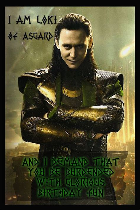 Thor Birthday Meme - 17 best images about happy birthday on pinterest