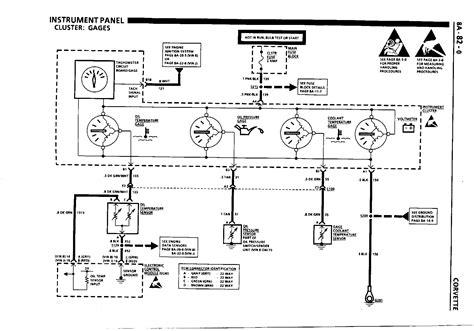 electric power steering 1997 chevrolet lumina instrument cluster 1984 chevy instrument cluster wiring wiring diagram