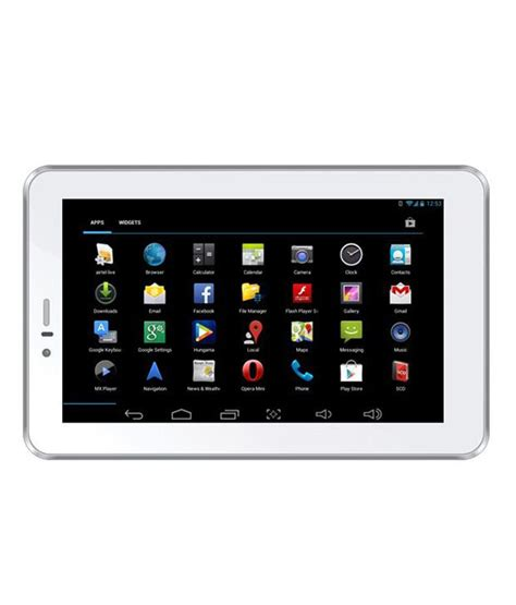 Tablet Apple 1 3g videocon vt85c 3g calling tablet tablets at low prices snapdeal india